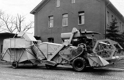 Mähdrescher E-171