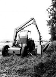 Hydraulischer Universallader T 157-2 Empor