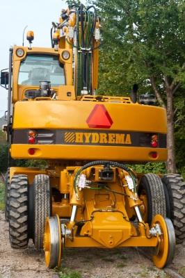 Vom 23. - 24. September 2011 fand der Tag der offenen Tuer fuer Kunden und die interessierte Bevoelkerung bei Hydrema statt
