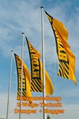 Vom 23. - 24. September 2011 fand der Tag der offenen Tuer f?r Kunden und die interessierte Bevoelkerung bei Hydrema statt