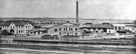 Die Jahre 1898 - 1918