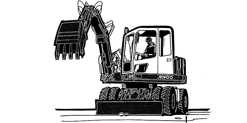 M900-Betriebsanweisung