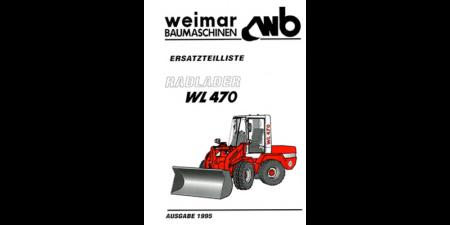 Ersatzteilliste WL470
