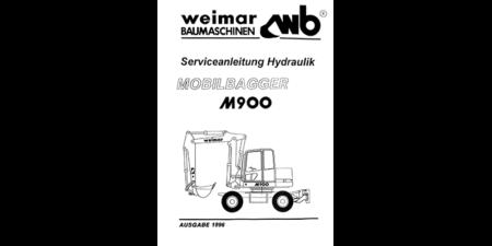 M900 - Serviceanleitung Hydraulik