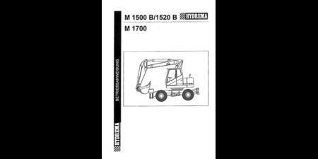 Betriebsanweisung M1500B - M1520B - M1700