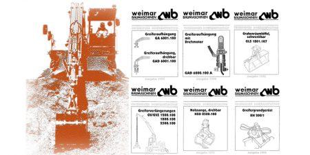 """Datensammlung """"Arbeitswerkzeuge aus Weimar"""""""