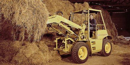 Stallarbeitsmaschine HT140