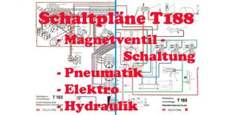 Funktionsschaltpläne T188