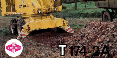 Mobilkran T174-2A - 8 Seitenprospekt