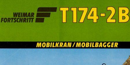 Mobilkran T174-2B - 12 Seitenprospekt