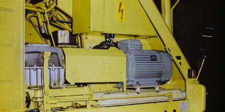 T174 mit Elektroantrieb