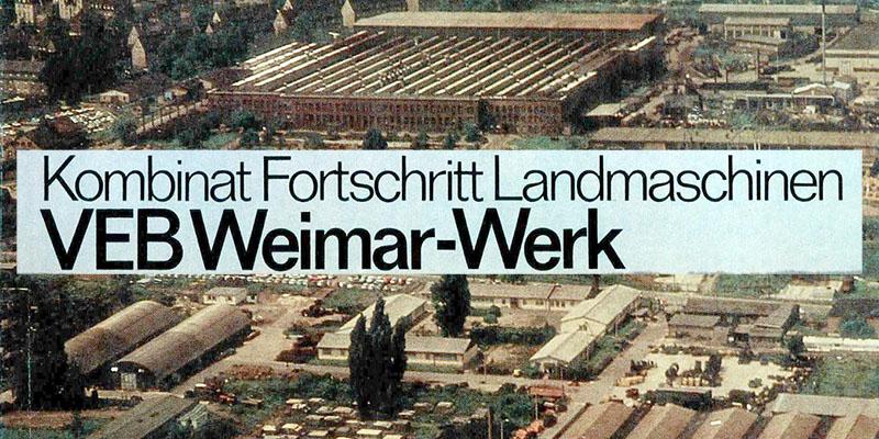 1952-1982-Festschrift 30 Jahre VEB
