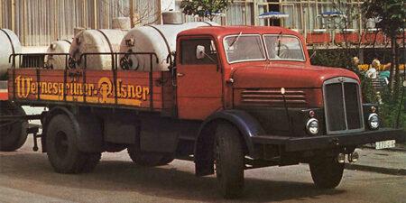 1976 - Bierbehälter