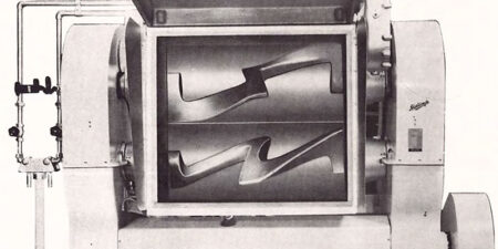 1976 - DMK400 - Doppelmulden - Misch- und Knetmaschine