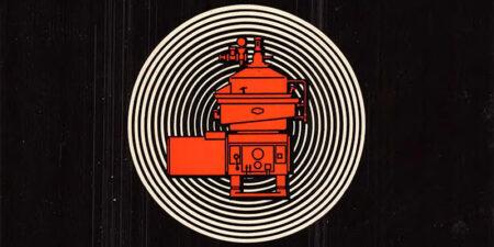 1976 - Zentrifugalseparatoren für die Industrie