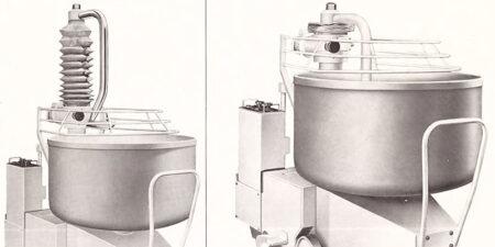 1977 - S250 - Schnellknetmaschine