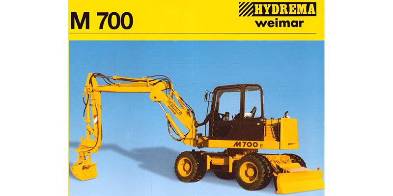 M 700