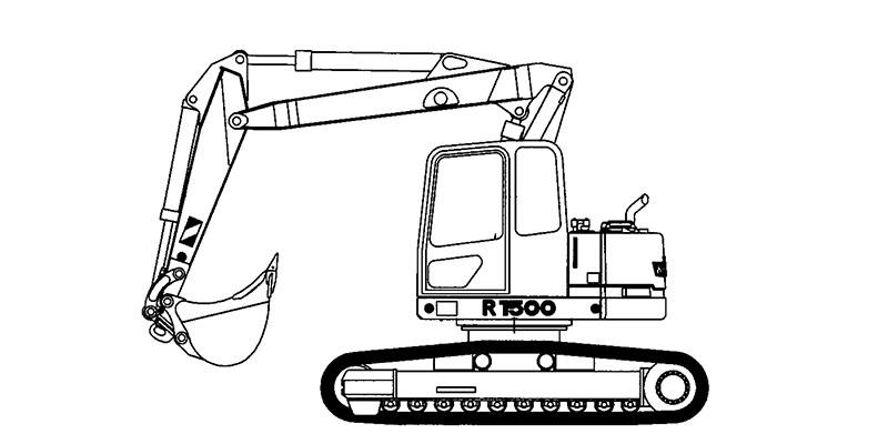 Ergänzung für die Ersatzteilliste M1500 / M1520 für R1500 / R1520
