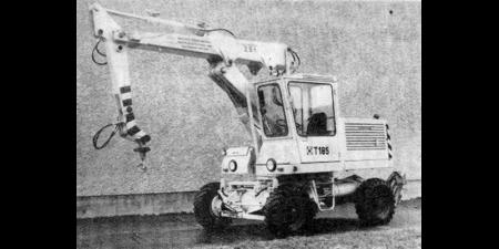 T185 - Prüfbericht Nr. 817<br>Zentrale Prüfstelle für Landtechnik Potsdam - Bornim