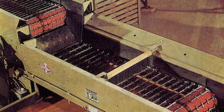 1986 - K730 Kettenfraktionierer - 4 Seitenprospekt