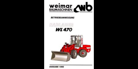 Betriebsanweisung WL470