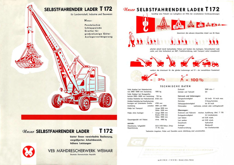 T172-Unser selbstfahrender Lader-2 Seitenprospekt