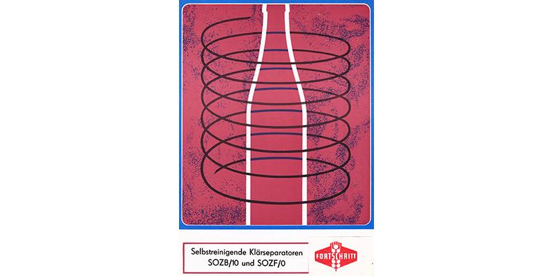 SOZB/10 + SOZF/0 - Selbstreinigende Klärseparatoren