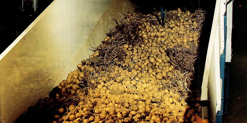 K760 Kartoffelaufbereitungsanlagen