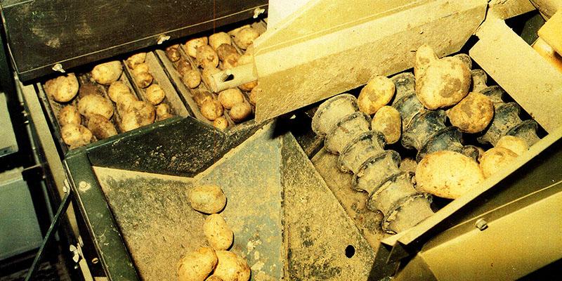 K760 Kartoffelaufbereitungsanlage