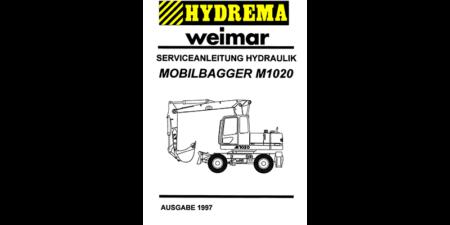 HYDREMA M1020 - Serviceanleitung Hydraulik