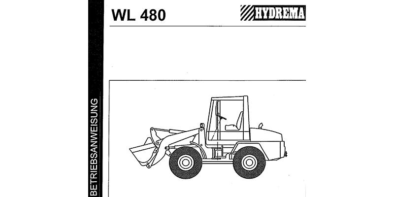 WL480-Bedienanweisung