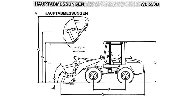 2000-WL550B-Betriebsanweisung