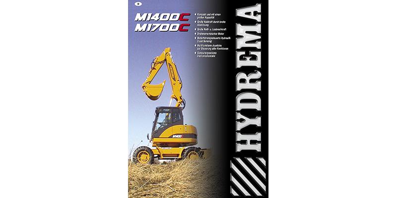 M1400C/M1700C 2 Seitenprospekt