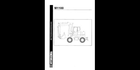 Betriebsanweisung M1100