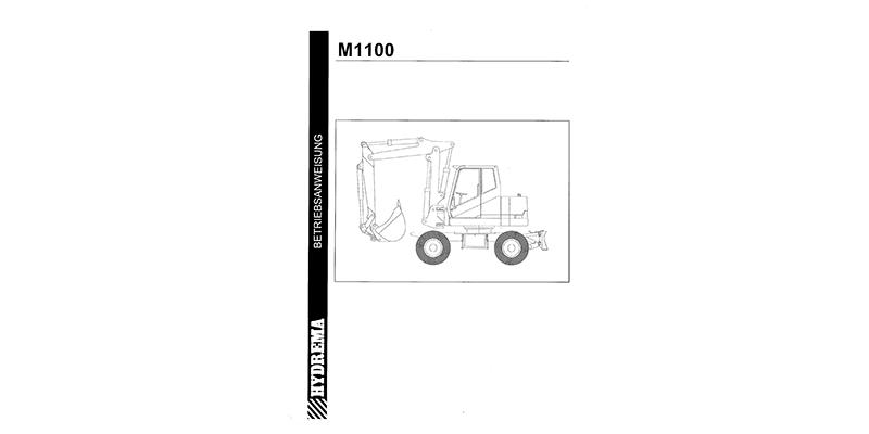 M1100 Betriebsanweisung