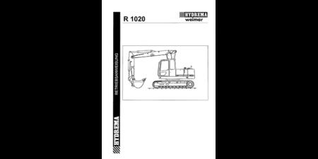 Betriebsanweisung R1020