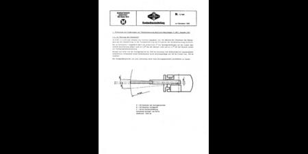 T188 - Kundendienstmitteilung 1/1989