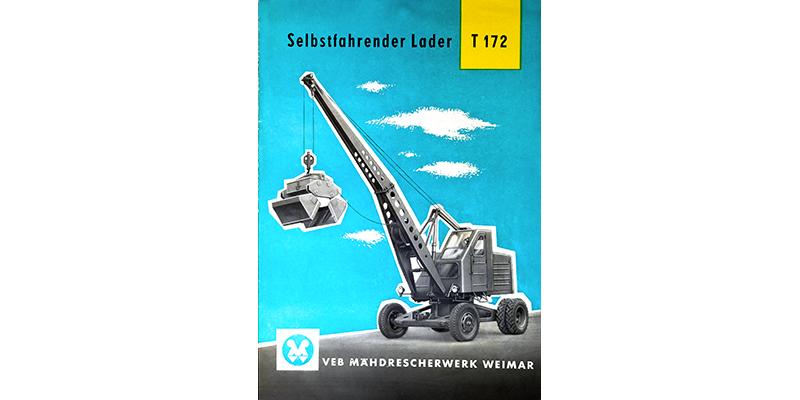 T172-Selbstfahrender Lader