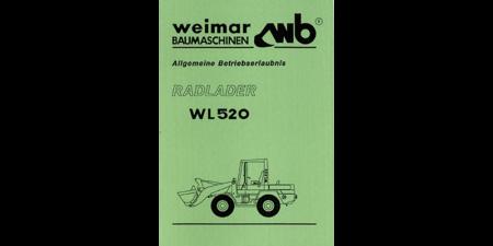 Allgemeine Betriebserlaubnis WL520